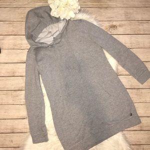 Fabletics Oversized Hooded Sweatshirt Tunic